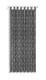 Kombivorhang Marlen - Grau, KONVENTIONELL, Textil (140/255cm) - Luca Bessoni