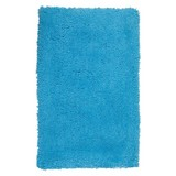 Hochflorteppich Dodo - Türkis, KONVENTIONELL, Textil (60/90cm) - LUCA BESSONI