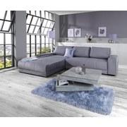 Wohnlandschaft L-Form Adria 213x308cm - Grau, MODERN, Textil (213/308cm) - Luca Bessoni