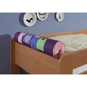 Nackenrolle Lila/Rosa - Lila/Rosa, Design, Textil (80/16/16cm) - Livetastic