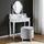 Taburet Joris - svetlosivá, Moderný, drevo/textil (45/41cm) - Modern Living
