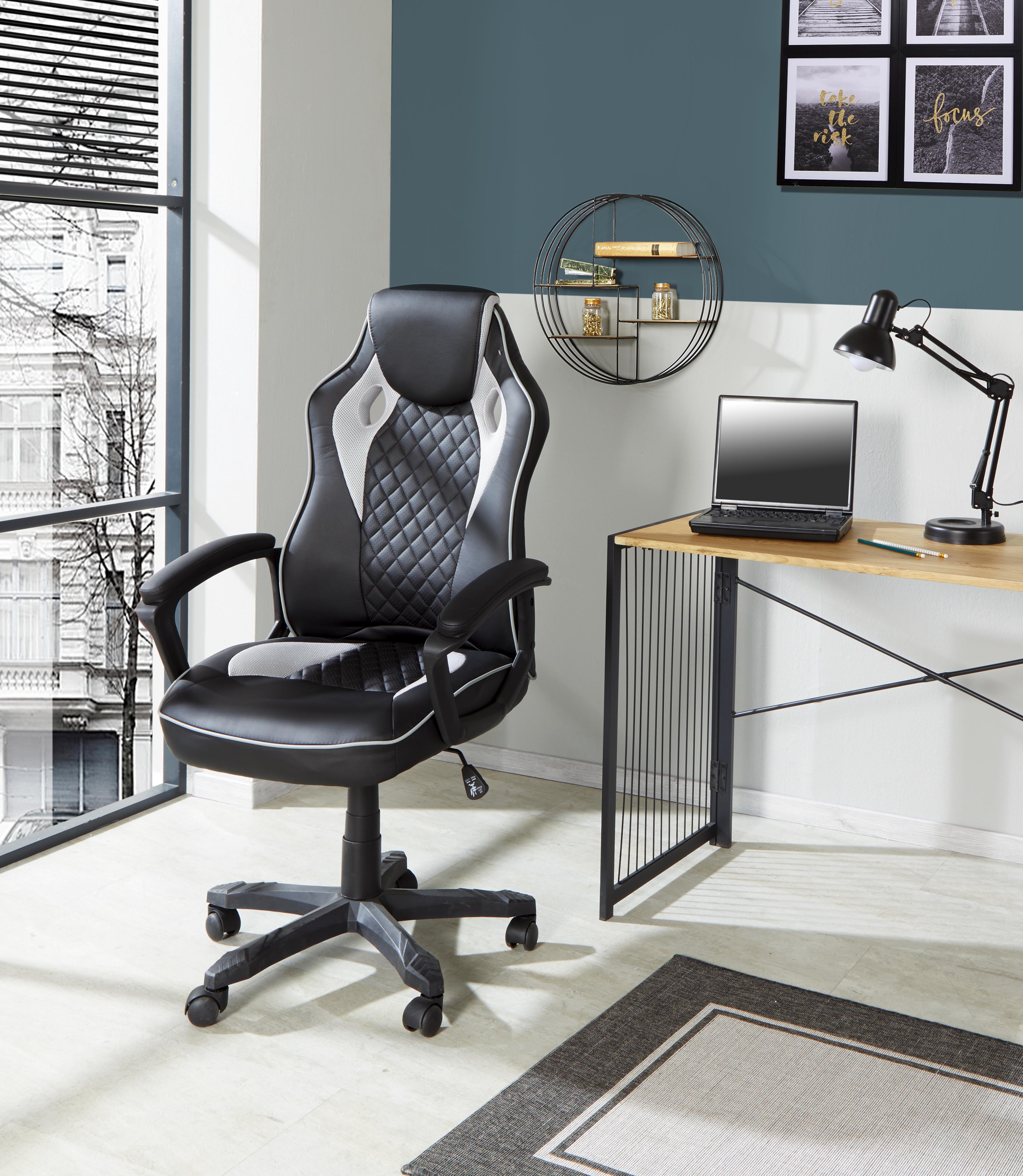 Top-Komfort: Relaxed arbeiten im Chefsessel Marco