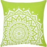 Zierkissen Ornament - Grün, MODERN, Textil (45/45cm) - LUCA BESSONI