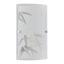 Nástenné Svietidlo Square - biela, Konvenčný, sklo (15,2/25,5cm) - Mömax modern living