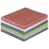 Polár Pléd Tina - Világosszürke/Rózsaszín, konvencionális, Textil (130/160cm) - Ombra