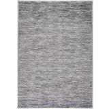 Hochflorteppich Enna, 160/230 - Schwarz/Grau, MODERN, Textil (160/230cm)