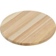 Drehplatte Jonathan - Naturfarben, ROMANTIK / LANDHAUS, Holz (35/18cm) - James Wood