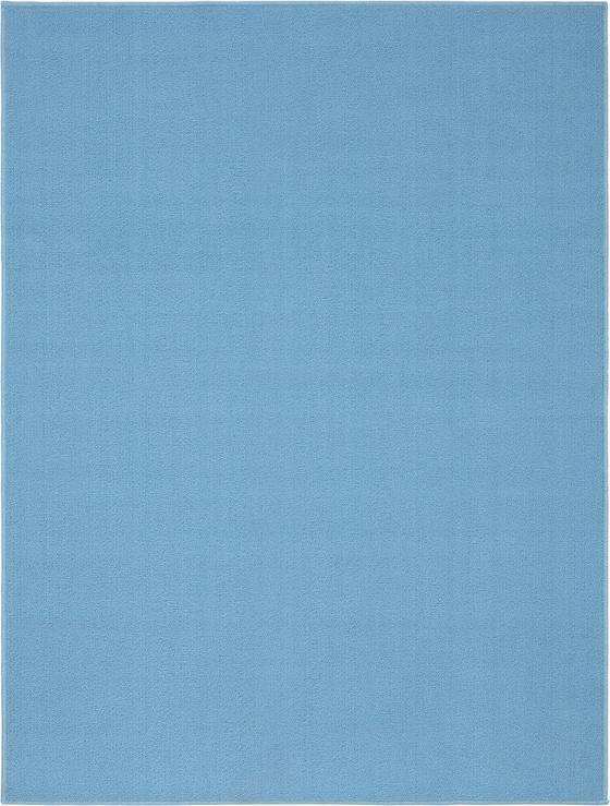 Koberec Eton 2 - světle modrá, Lifestyle, textil (120/160cm) - Mömax modern living
