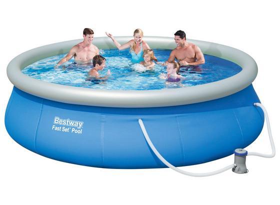 bestway schwimmbecken fast set pool 57321 online kaufen m belix. Black Bedroom Furniture Sets. Home Design Ideas