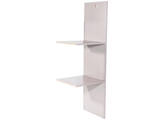 Inneneinteilung Universal - Grau, MODERN, Holzwerkstoff (45/147/45cm)