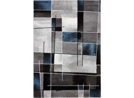 Tkaný Koberec Ibiza 2 - tyrkysová, Konvenčný, textil (120/170cm) - Mömax modern living