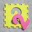 Pěnové Puzzle S Čísly Playmat - vícebarevná, Basics, umělá hmota (210/60cm) - Mömax modern living