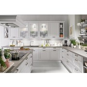 0f69b4aeceb18 Vertico Kuchyňa Na Mieru Casablanca - čierna/biela, Moderný, kompozitné  drevo - Vertico