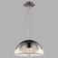 LED-Hängeleuchte Palma - MODERN, Glas/Metall (43/130cm)