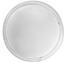 Drück-mich-Leuchte inkl. Batterien - Weiß, KONVENTIONELL, Kunststoff/Metall (12,5cm) - Homezone
