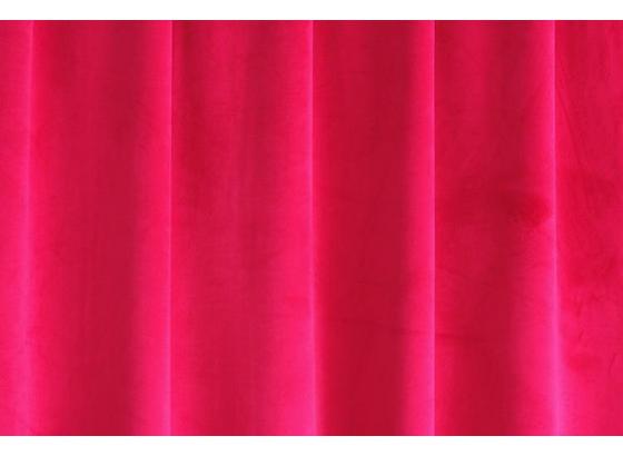 Záves Savaria - pink, Design, textil (140/255cm)