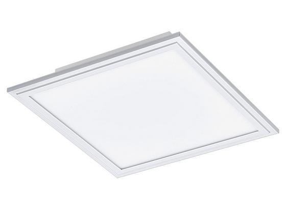 LED-Paneel Salobrena 2 - Weiß, MODERN, Kunststoff/Metall (30/30/1,1cm)