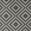 Koberec Tkaný Na Plocho Soho - černá, Moderní, textil (80/200cm) - Modern Living