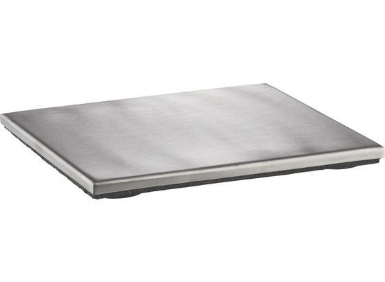 Podložka Pod Hrnec 'fabienne' - barvy nerez oceli, kov (15/15cm) - Mömax modern living