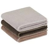 Handtuch Florina - Silberfarben, ROMANTIK / LANDHAUS, Textil - James Wood