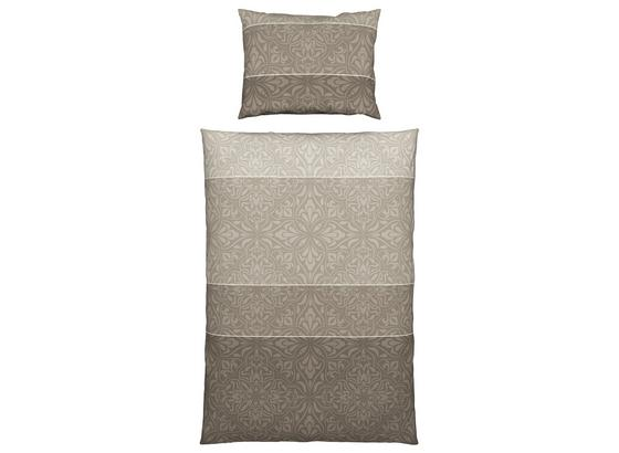 Bettwäsche Holly - Taupe, ROMANTIK / LANDHAUS, Textil - James Wood