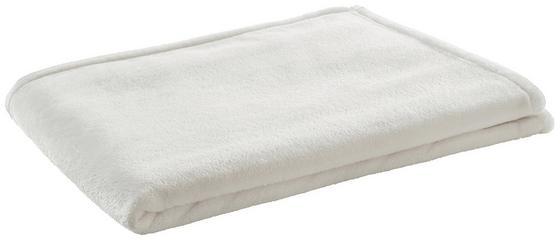 Wohndecke Mila 150x200 cm - Beige, ROMANTIK / LANDHAUS, Textil (150/200cm) - James Wood
