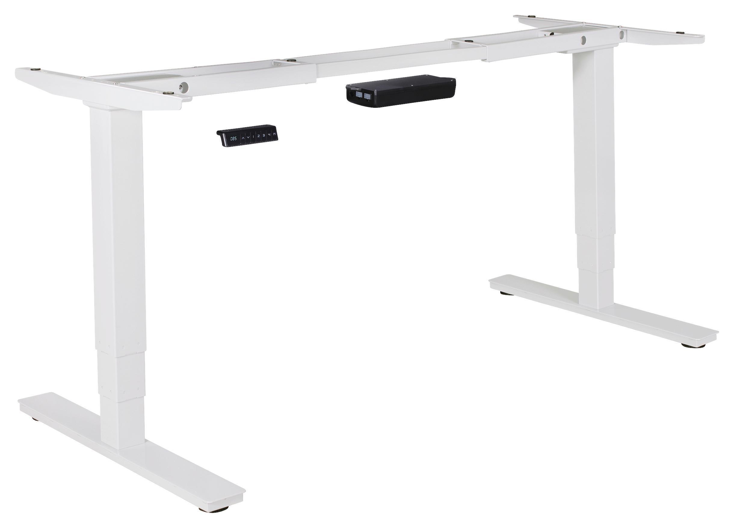 Tischgestell in Weiß