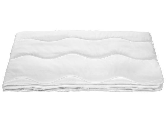 Steppdecke Linda 140x200 cm - Weiß, KONVENTIONELL, Textil (140/200cm) - Primatex