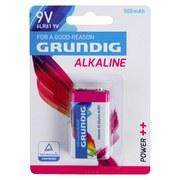 Grundig Batterie 9V/6LR61 - Basics (8,4/12cm) - Grundig