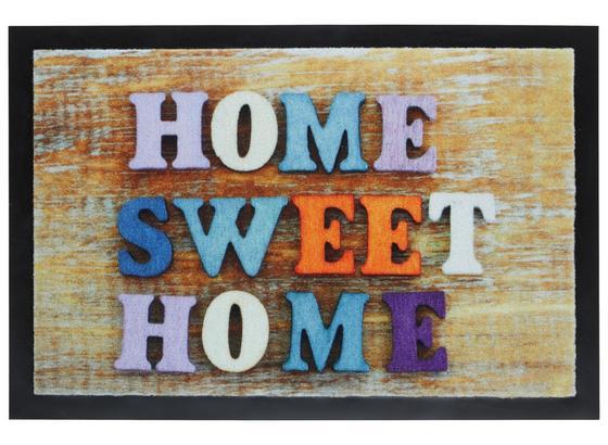 Rohožka Home Sweet Home 1 - viacfarebná, Moderný, textil (40/60cm) - Mömax modern living