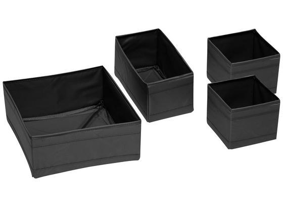 Sada Úschovných Boxov Tina - textil (28cm) - Mömax modern living