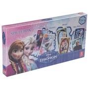 Kartenspielesammlung Disney Frozen 3 in 1 - Karton/Papier - DISNEY