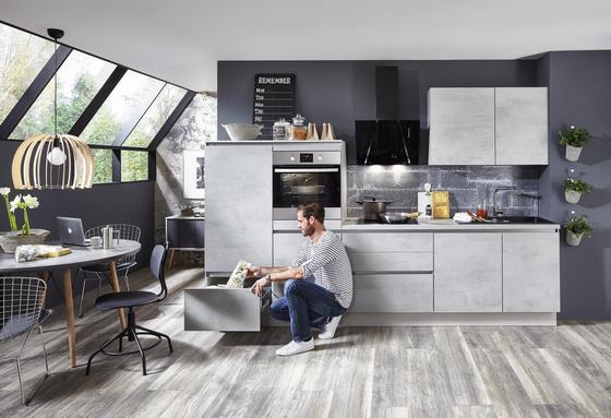 Kuchyňský Blok Riga - Moderní (310cm) - Vertico
