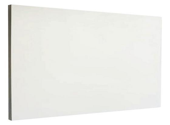 Infrarot Heizung 420 W Weiß 70x60 cm, inkl. Thermostat - Weiß, MODERN, Metall (70/59,5/2,2cm)