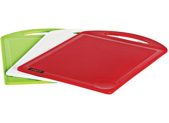 Prkýnko Rene - bílá/zelená, umělá hmota (25/35cm) - Mömax modern living