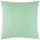 Dekorační Polštář Zippmex -based- -top- - mátově zelená, textil (50/50cm) - Based