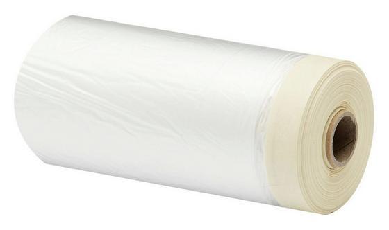 Abdeckfolie 110 cm - Transparent/Creme, KONVENTIONELL, Papier/Kunststoff (3300cm) - Gebol