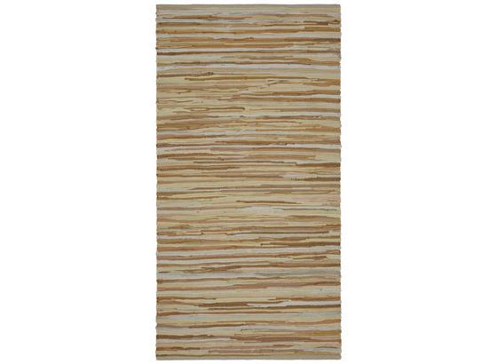 Ručné Tkaný Koberec Verona 2 - béžová, Basics, textil (80/150cm) - Modern Living