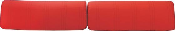 Kissensatz Kim - Rot, MODERN, Textil (30 100 cm)