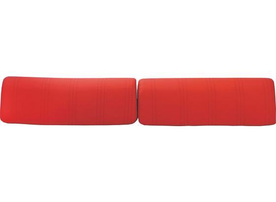 Párnacsomag Kim - Piros, modern, Textil (30/100cm)