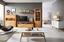 Konferenční Stolek Durham - bílá/hnědá, dřevo/kompozitní dřevo (130/43/70cm) - Mömax modern living