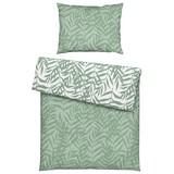 Posteľná Bielizeň Miamileaf Wende - zelená, Konvenčný, textil (140/200cm) - Mömax modern living