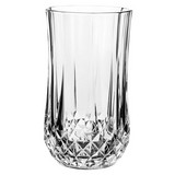 Longdrinkglas ca. 360ml - Transparent, Basics, Glas (40/30/20cm)