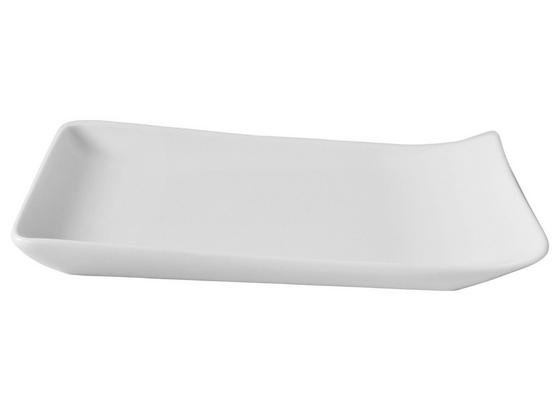 Untertasse Marie - Weiß, ROMANTIK / LANDHAUS, Keramik (17/9cm) - James Wood