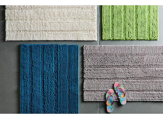 Předložka Koupelnová Uwe - petrolej, textil (70/120cm) - Mömax modern living
