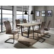 086e71147973 Jedálenský Stôl Rudi - farby dubu čierna