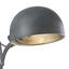 Nástěnné Svítidlo Matti 57/5/23cm, 40 Watt - šedá, Lifestyle, kov (57/5/23cm) - Mömax modern living