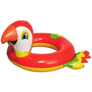 Schwimmtier Happy Animal - Multicolor, Kunststoff (73/71/36cm) - Bestway