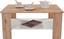 Konferenčný Stolík Paolo - farby dubu/biela, Moderný, kompozitné drevo (90/41/55cm)