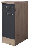 Küchenunterschrank SHADOW US30 Grau
